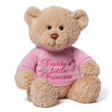 Daddy's Little Princess T-Shirt Teddy Bear