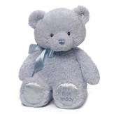 My First Teddy in Blue