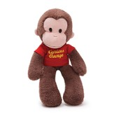 Curious George Take Along Plush