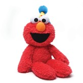 Happy Birthday Elmo Plush