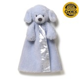 Dog Huggybuddy Plush in Blue