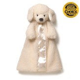 Dog Huggybuddy Plush in Cream