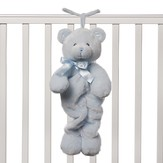 My First  Teddy Pullstring Musical Toy in Blue