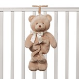 My First Teddy Pullstring Musical Toy in Brown