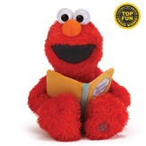Nursery Rhyme Sound & Motion Elmo