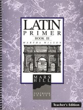 Latin Primer #3 Teacher's Text
