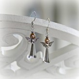 Beautiful Angel Earrings