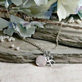 Moms Pearls of Wisdom Necklace