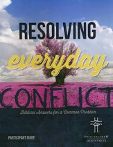 Resolving Everyday Conflict, Participant Guide 3.0