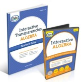 Interactive Algebra w/ Teacher's Guide, Grades 6-9