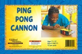 Faithbook VBS: Ping Pong Cannon, pack of 12
