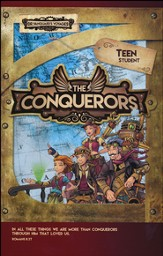 The Conquerors VBS 2016: Teen Student