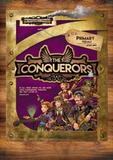 The Conquerors VBS 2016: Primary Visuals