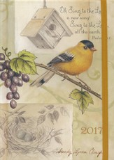 2017 Songbirds Perfect Planner