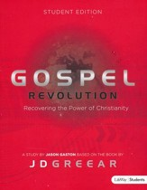 Gospel Revolution: Student Edition, Member Book - Slightly Imperfect