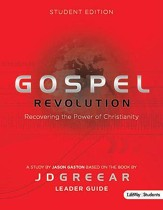 Gospel Revolution: Student Edition (Leader Guide)