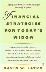 Financial Strategies for Today's Widow: Coping with the Economic Challenges of Losing a Spouse - eBook
