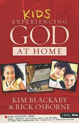 Kids Experiencing God at Home (Activity Book)