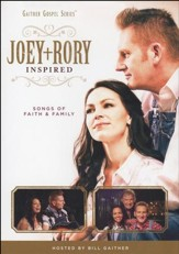 Joey+Rory Inspired: Songs of Faith & Family, DVD