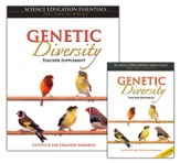 Genetic Diversity - Curriculum Supplement