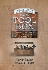 God Glimpses from the Toolbox: Building Men of Character and Strength - eBook