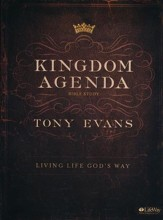 Kingdom Agenda: Living Life God's Way - Member Book