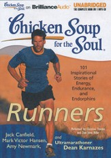 Chicken Soup for the Soul: Runners Unabridged Audiobook on MP3-CD
