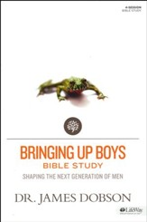 Bringing Up Boys: Shaping the Next Generation of Men, Member Book