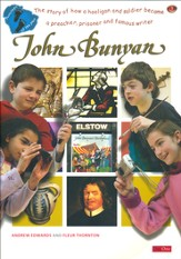 Footsteps of The Past: John Bunyan: How A Hooligan and Soldier Became a Preacher, Prisoner and Famous Writer