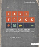 Fast Track: Genesis to Revelation: The Quickest Way to Understand the Bible (Student Edition), DVD Leader Kit