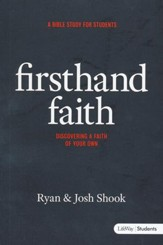 Firsthand Faith: Discovering a Faith of Your Own Member Book