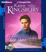 #2: Forgiven, Abridged Audiobook on CD (Value Priced Edition)
