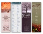 Teaching: Value Pack Bookmarks, 100