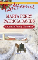 An Amish Family Christmas Heart of Christmas/A Plain Holiday, 2-in 1