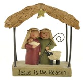 Jesus Is the Reason, Manger Figure