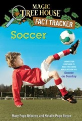 Soccer: A Nonfiction Companion to Magic Tree House #52: Soccer on Sunday - eBook