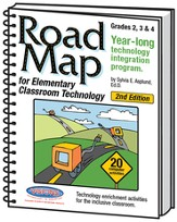 Road Map for Elementary Classroom Technology Grades 2, 3, & 4