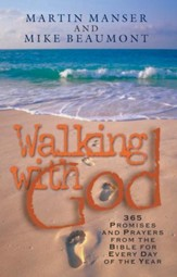 Walking with God: Promises and Prayers from the Bible for Each Day of the Year - eBook
