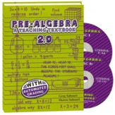 Teaching Textbooks: Pre-Algebra CD-Rom Set, Version 2.0