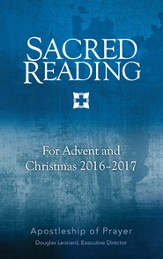 Sacred Reading for Advent and Christmas 2016-2017 - eBook