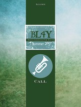 Bible Lessons for Youth Summer 2017 Leader Download: Call - eBook