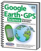 Google Earth and GPS Classroom Activities for  Intermediate Science, Texas Version