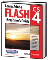 Learn Adobe Flash CS4 Beginner's Guide