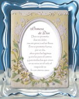 God's Promise Music Frame, Spanish
