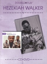 Double Play: The Very Best of Hezekiah Walker/A Family Affair,  CD/DVD