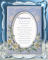 Confirmacion, Confirmation Music Frame, Spanish