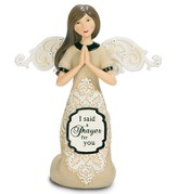 I Said A Prayer For You Angel Figurine