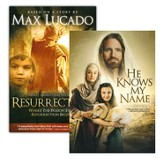 He Knows My Name & Ressurection 2-Pack