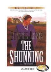 The Shunning, The Lancaster of Heritage County Series #1 Audiobook on MP3