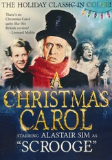 A Christmas Carol (Colorized), DVD
